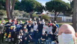 volontari La Fenice Ladispoli