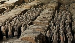Esercito di terracotta 1