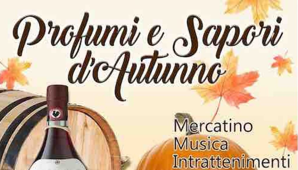 profumi d'autunno