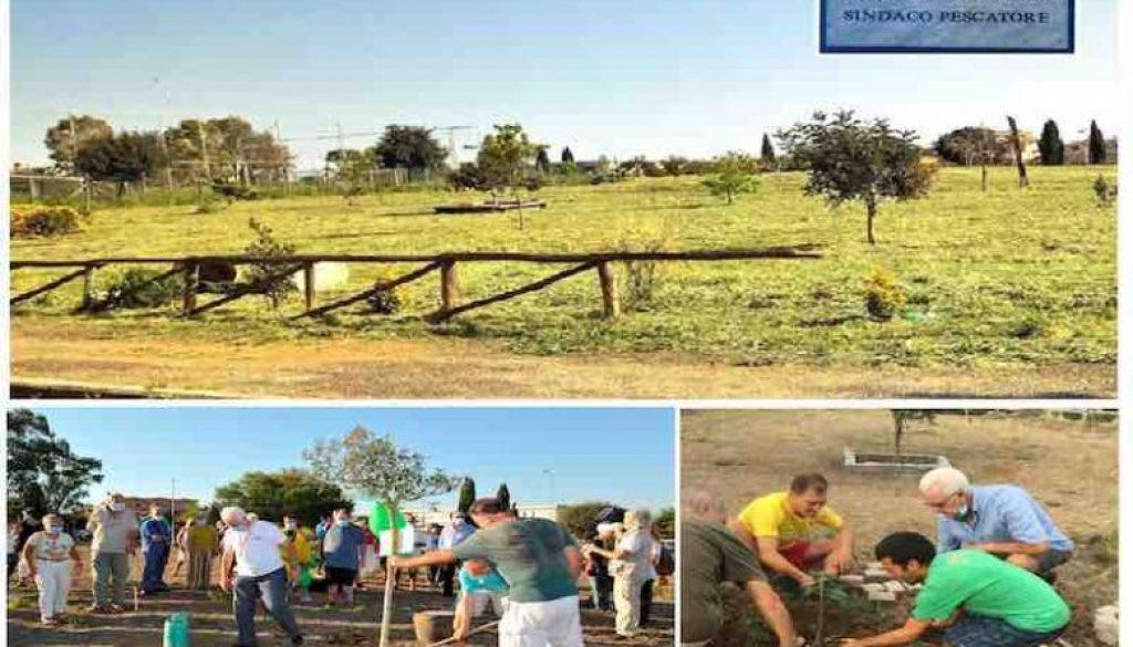 """Associazioni e cittadini uniti per il giardino """"Angelo Vassallo"""" copia"""