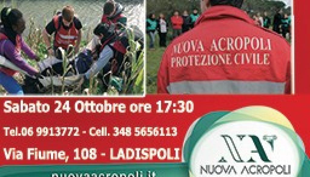 Corso Volontariato Nuova Acropoli Ladispoli copia