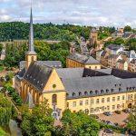 Lussemburgo copertina