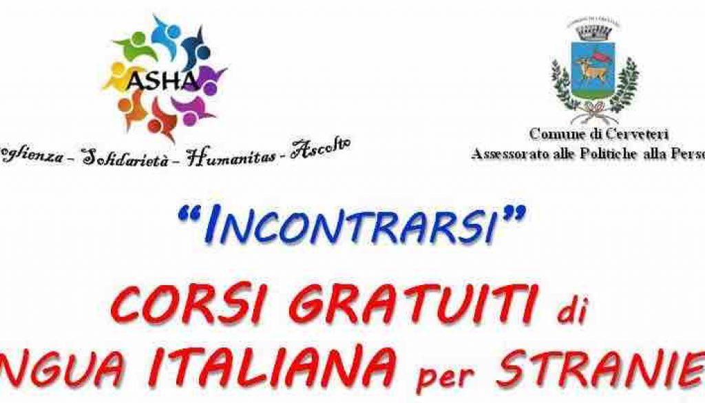 Corso Lingua Italiana 2019