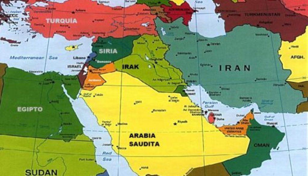 Mappa Medio Oriente (002)