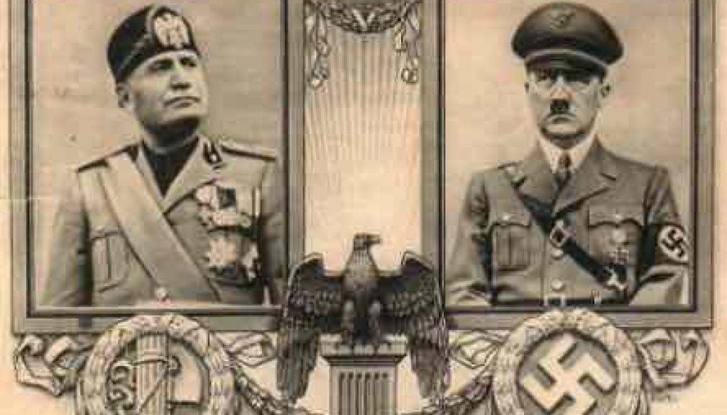 Mussolini e Hitler[1]
