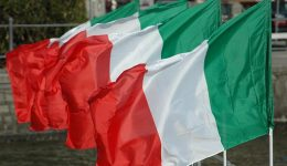 bandiere italiane