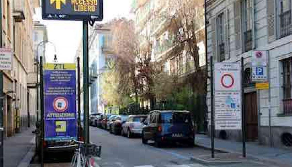 ZTL de Turin